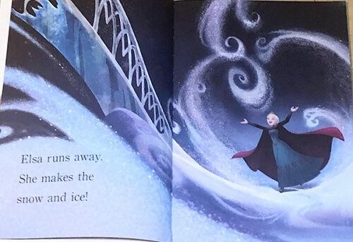 Step into reading アナと雪の女王