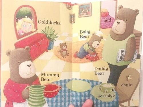 Goldilocks登場人物