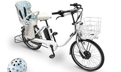 子供乗せ電動自転車にブリヂストンのビッケモブddを選んだ4つの理由
