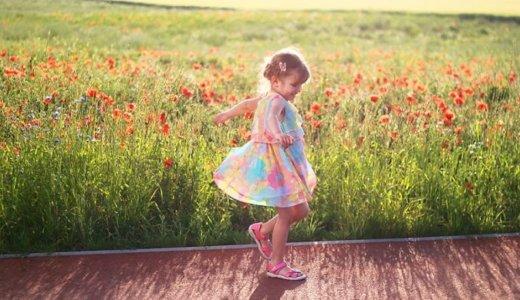 子供服95cmはなぜある?いつからいつまで着られる?2~3歳の身長体重推移