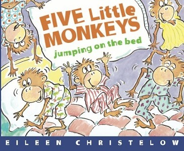 five little monkey
